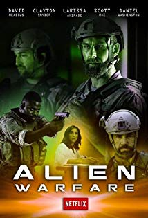 Subtitles Alien Warfare - subtitles english 1CD srt (eng)
