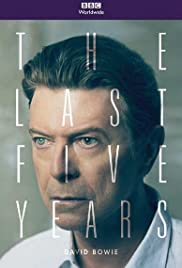 David bowie: the last five years available as a download or stream?