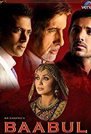 Baabul 2006 hindi 480p webrip 500mb | movies wood | pinterest.